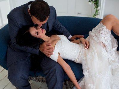 Свадьба в розовом цвете